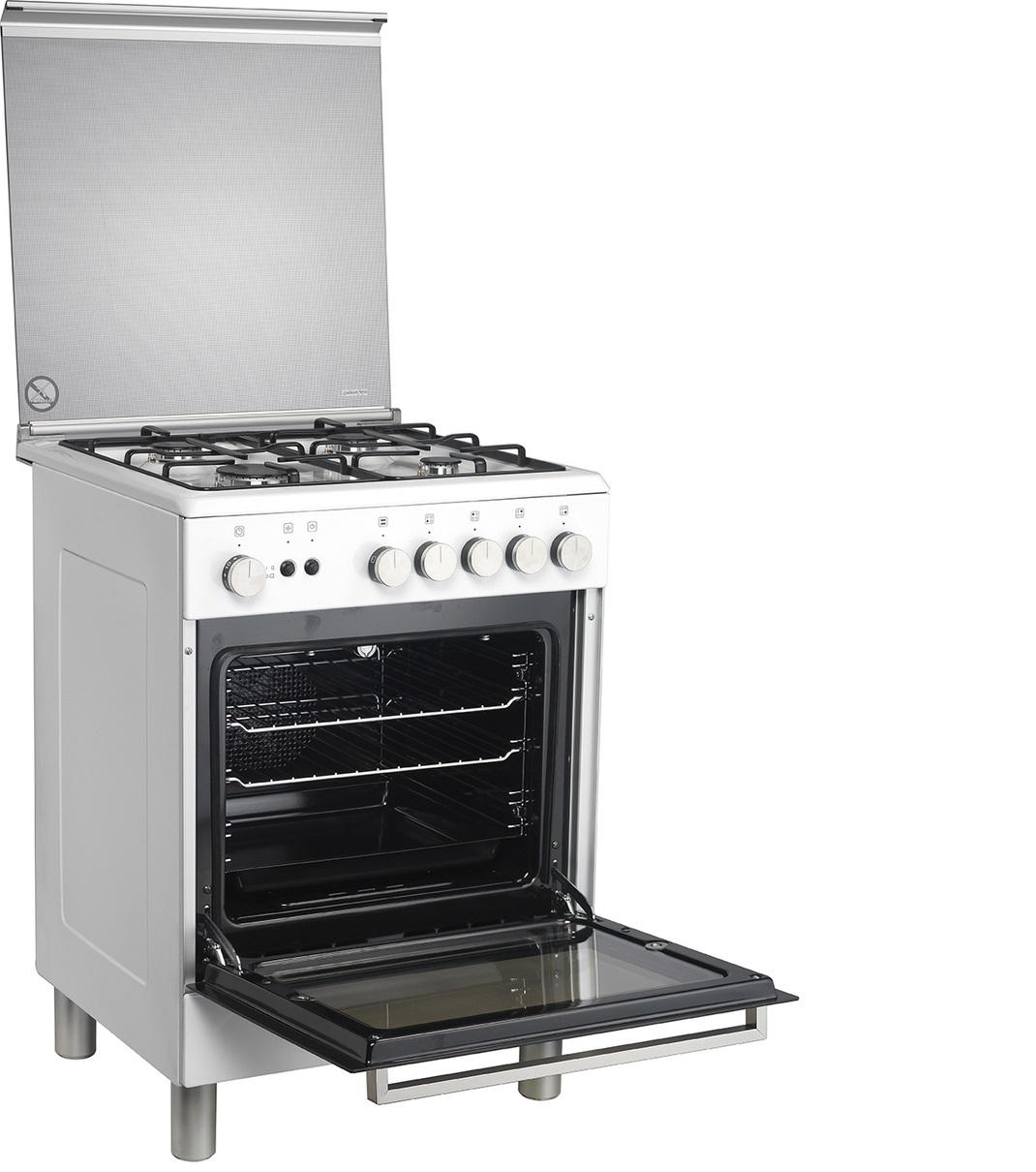 Κουζινα υγραεριου La Germania TU6 40 81 DW