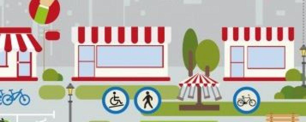 """Πρόσκληση στα μέλη του Ε.Σ.Κορίνθου με θέμα"""" δημιουργία Οpen Mall με συνεργασία του Δήμο Κορινθίων"""""""