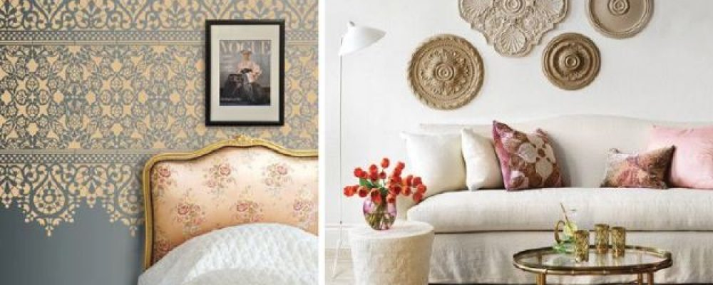Πως να διακοσμήσεις τους άδειους τοίχους και να αλλάξεις με μιας το σπίτι!
