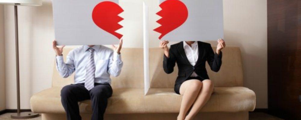 Έρευνα Αποκαλύπτει 5 Αιτίες που Οδηγούν σε Χωρισμό Μετά τον Γάμο