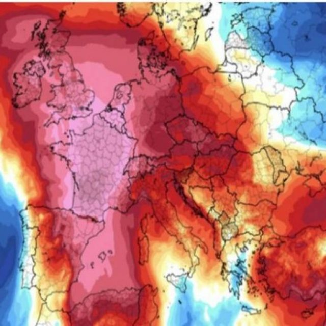 Κίνδυνος νέας αύξησης της θερμοκρασίας- Προειδοποίηση του Παγκόσμιου Μετεωρολογικού Οργανισμού