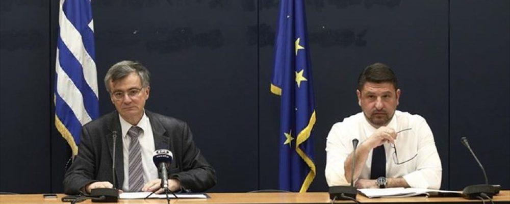 Κορονοϊός: Έκτακτη ενημέρωση από Τσιόδρα-Χαρδαλιά – ΤΩΡΑ
