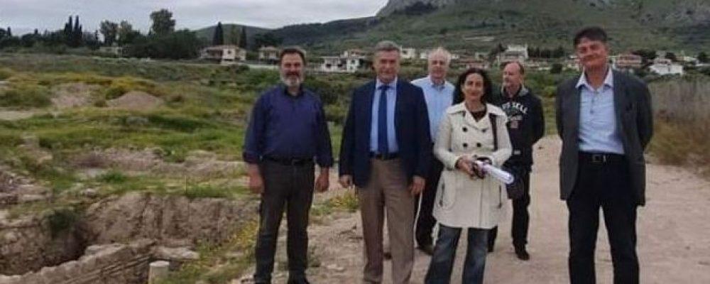 Β.Νανόπουλος: Θετική η απόφαση του ΚΑΣ επιτρέπει την ανέγερση σχολείου στην Αρ.Κόρινθο