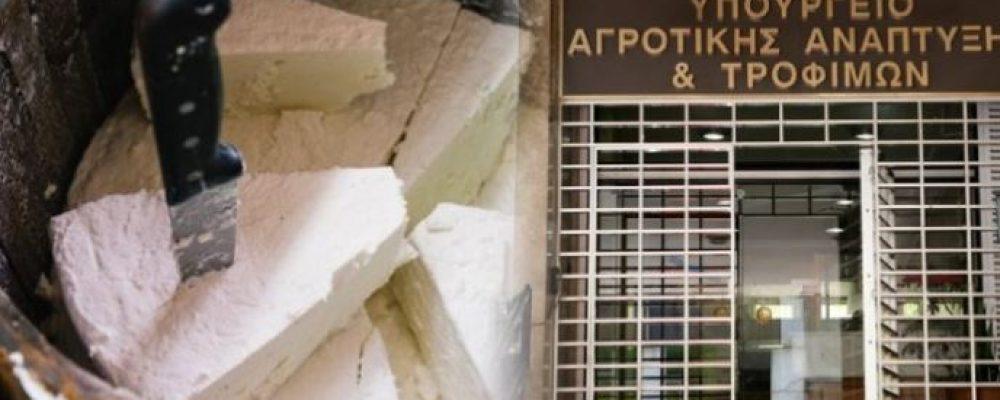 Πρόστιμο 260.000 ευρώ σε γαλακτοβιομηχανία για παραβίαση των κανόνων ΠΟΠ στην φέτα