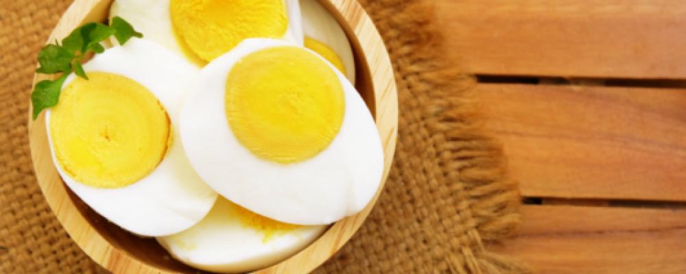 Η Δίαιτα των Βραστών Αυγών Υπόσχεται πως θα Χάσετε 11 Κιλά μέχρι το Πάσχα
