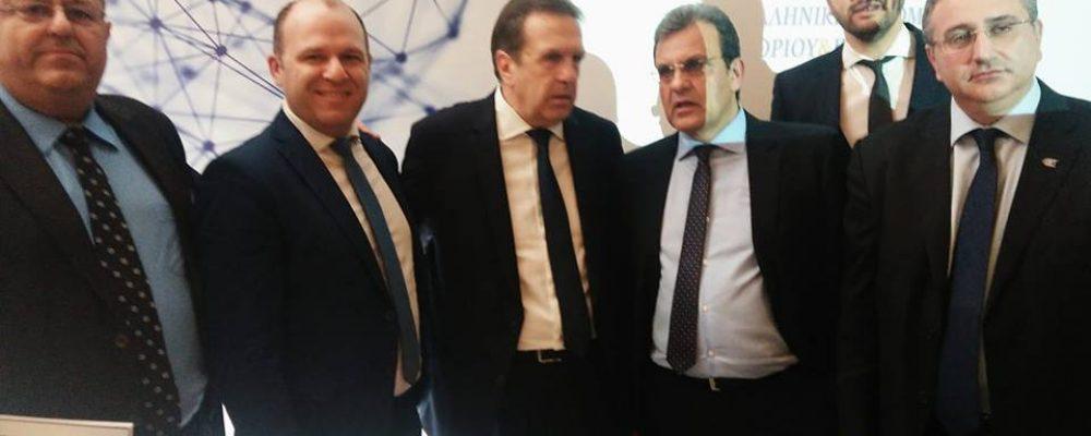 Την Ετήσια Έκθεση του Ελληνικού Εμπορίου  εκπροσώπησαν οι αντιπρόσωποι της ΕΣΕΕ από τους Εμπορικούς Συλλόγους του νομού