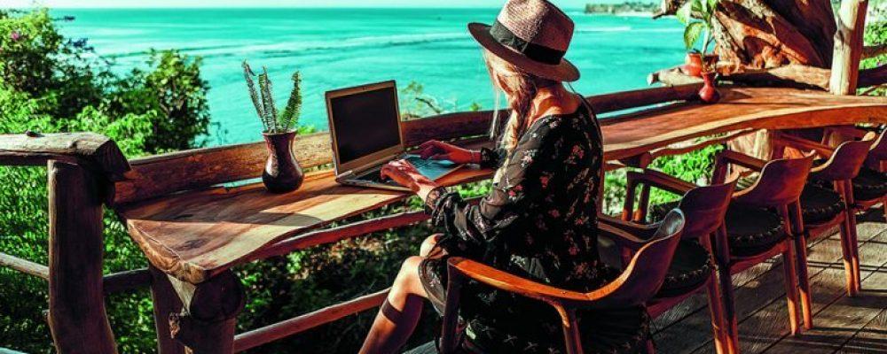 Το σπίτι των «ψηφιακών νομάδων» στην Ελλάδα
