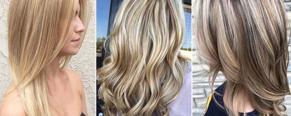 30 ιδέες για εκθαμβωτικά ξανθά μαλλιά με ανταύγειες
