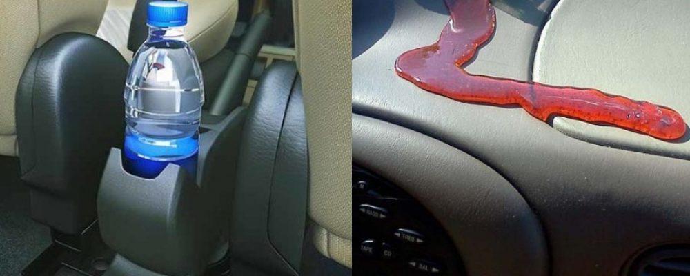 10 πράγματα που δεν πρέπει να αφήνετε στο αυτοκίνητο το καλοκαίρι. Τα περισσότερα είναι μεγάλης επικινδυνότητας