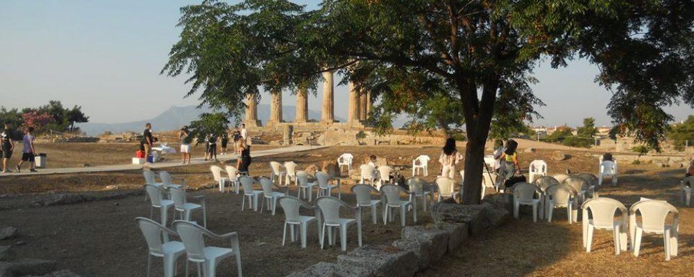 Μια  αληθινά υπέροχη εκδήλωση στον Αρχαιολογικό Χώρο Αρχαίας Κορίνθου -φωτο