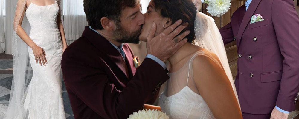Τόνια Σωτηροπούλου – Κωστής Μαραβέγιας: Το φωτογραφικό άλμπουμ του γάμου τους