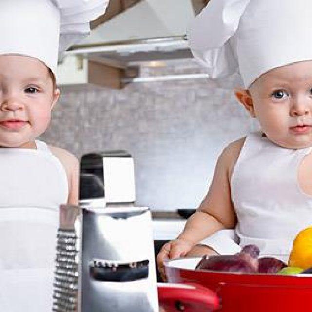 Μαγειρική με τα παιδιά: Εύκολες συνταγές που οδηγούν στην καλή διατροφή