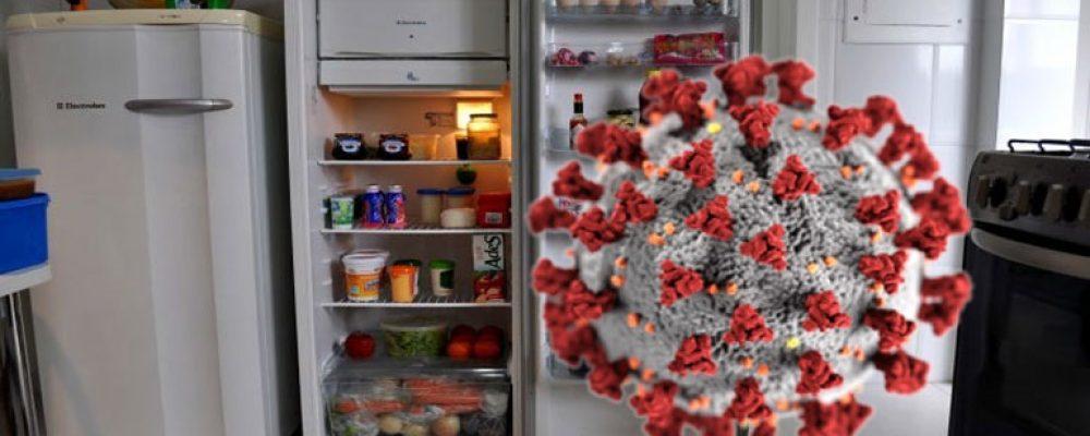 Ο κορωνοϊός μπορεί να επιβιώσει στο ψυγείο ;