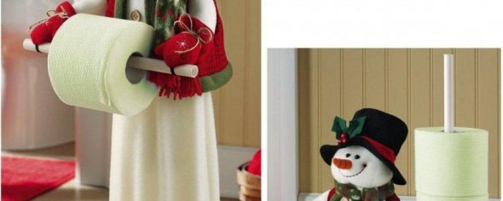Αυτά τα Χριστούγεννα γιορτάζει και το… μπάνιο σας! -Φανταστικές ιδέες για να το διακοσμήσετε