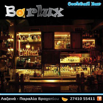 Barlux – Cocktail bar