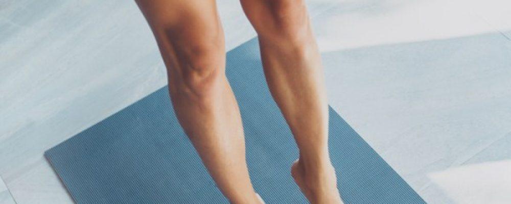 Ασκήσεις για αρχάριους: Γραμμωμένα πόδια με 20′ άσκηση στο σπίτι…