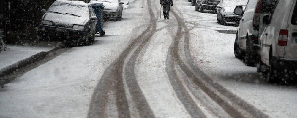 Κορινθία : Έρχεται χιονιάς που ίσως θυμίσει το 2002…Πολικές θερμοκρασίες