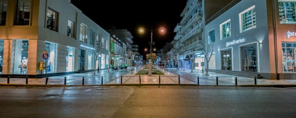 Δίκτυο δημόσιου φωτισμού: Ανακοίνωση Βασίλη Νανόπουλου μετά την σύσσωμη  στάση της αντιπολίτευσης