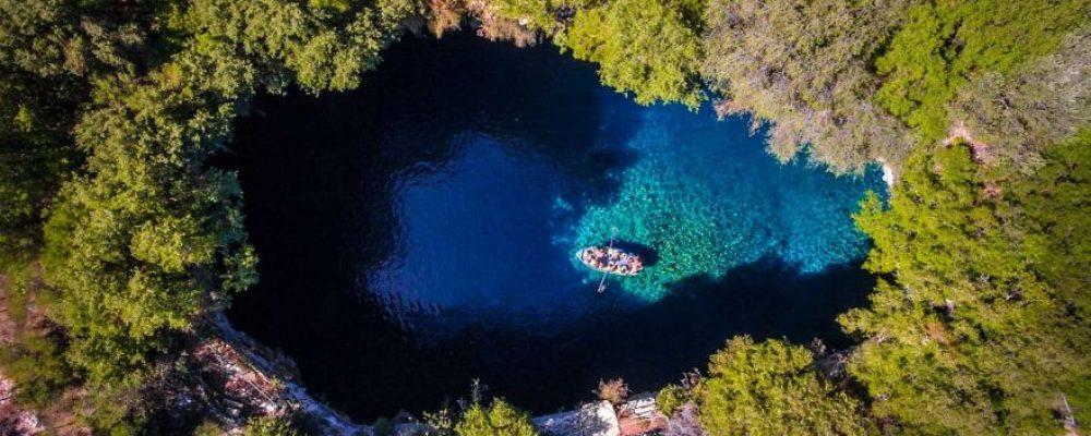 Μια φωτογραφία από drone στην Ελλάδα ανάμεσα στις 10 καλύτερες του κόσμου!