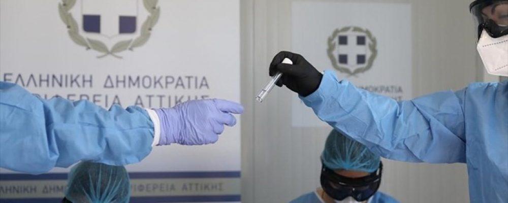 ΕΚΤΑΚΤΟ-Κορονοϊός: 1.630 νέα κρούσματα – 379 οι διασωληνωμένοι – 29 νεκροί σε 24 ώρες – ΤΩΡΑ