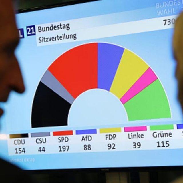 Αντιδράσεις των ελληνικών κομμάτων για το αποτέλεσμα των γερμανικών εκλογών & 8 πράγματα που πρέπει να ξέρουμε για την επόμενη μέρα