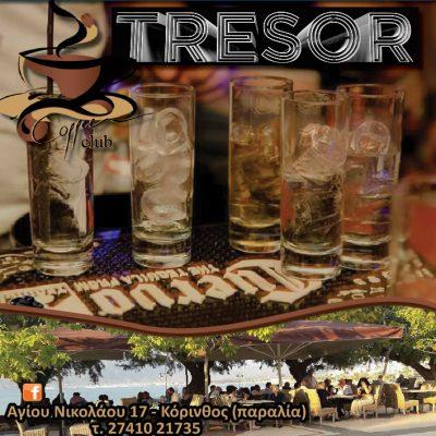 TRESOR – Café Club