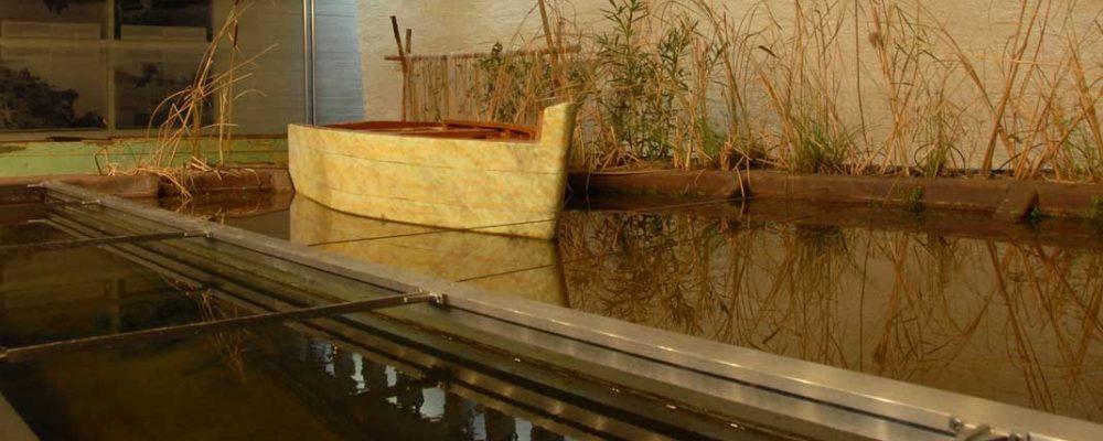 Εργαστήρια καλαθοπλεκτικής στο Μουσείο Περιβάλλοντος Στυμφαλίας