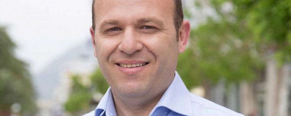 Β.Γεώργαρης «Η καρδιά της πόλης μας είναι η αγορά της …!!! βίντεο