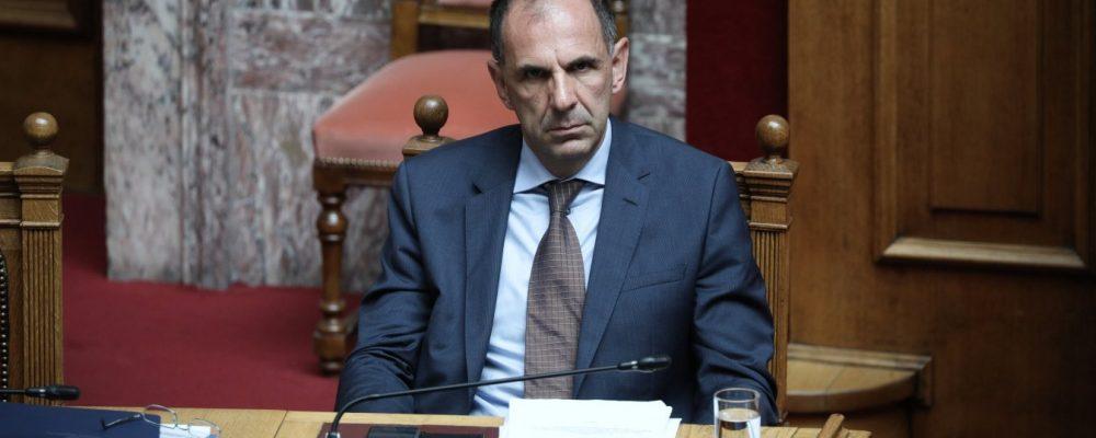 Γεραπετρίτης: Ο Λιγνάδης οδηγήθηκε στη Δικαιοσύνη με την κυβέρνηση Μητσοτάκη