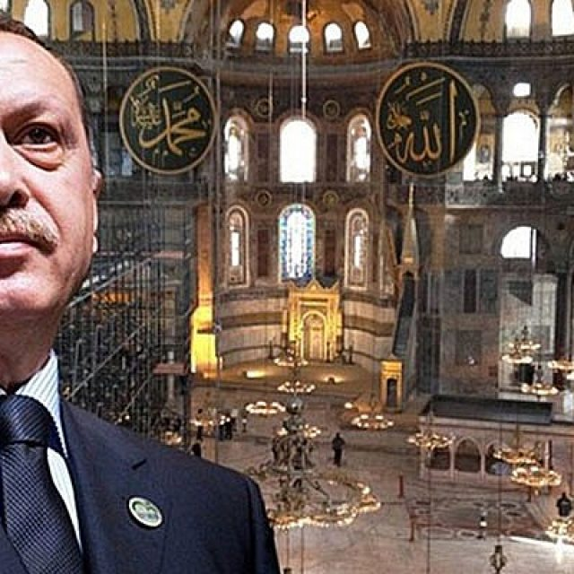 Παγκόσμια οργή προκάλεσε η απόφαση Ερντογάν για την Αγιά Σοφιά – Στο τραπέζι κυρώσεις