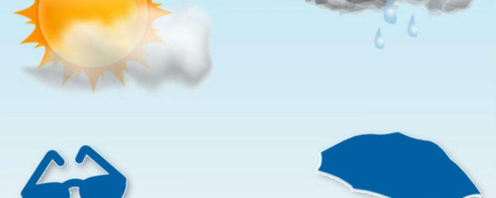 Κορινθία: Δείτε αναλυτικά την πρόβλεψη καιρού, έως την επόμενη Κυριακή
