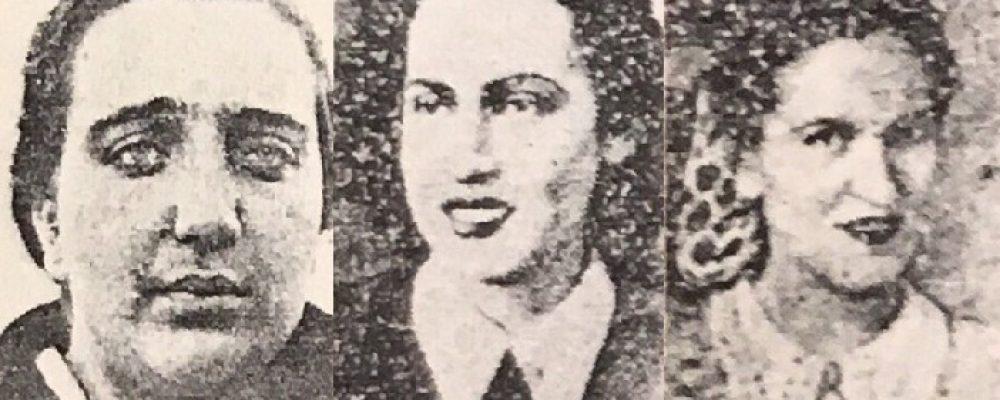 3 Μάη 1944 — Οι πρώτες γυναίκες εκτελούνται στην Καισαριανή
