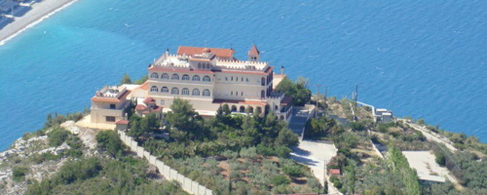 Κλείνει το μοναστήρι Οσίου Παταπίου για τους επισκέπτες…