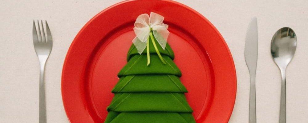 4 βίντεο:  Δίπλωμα πετσέτας & χαρτοπετσέτας για  το Χριστουγεννιάτικο  τραπέζι