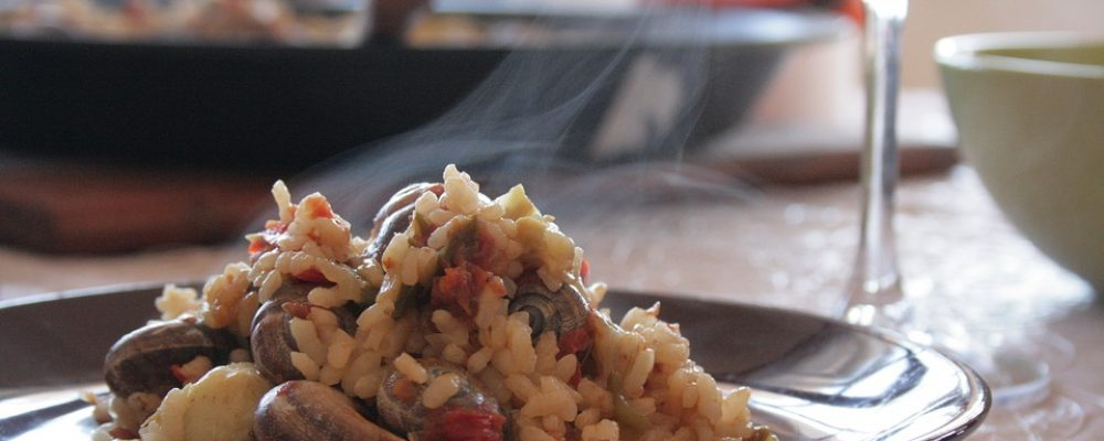 2 Συνταγές για τους λάτρεις των σαλιγκαριών