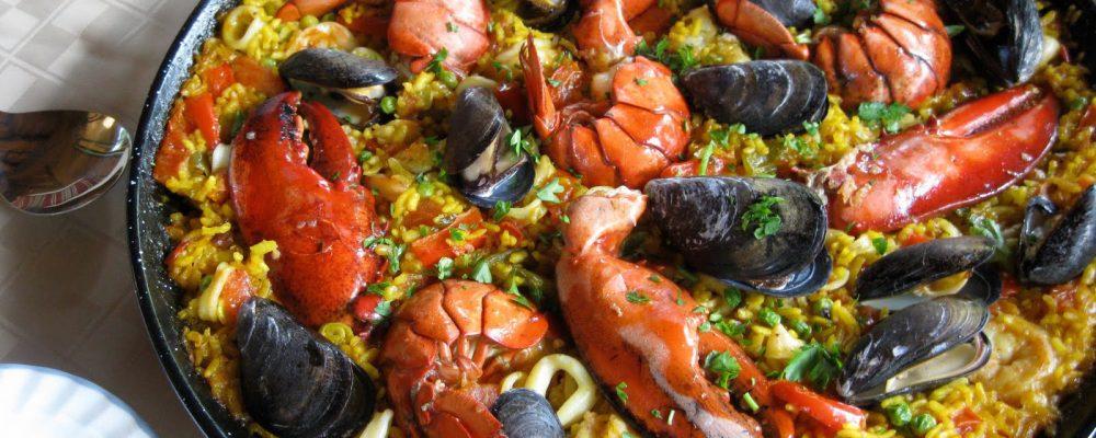 Παέγια θαλασσινών – Η τέλεια συνταγή