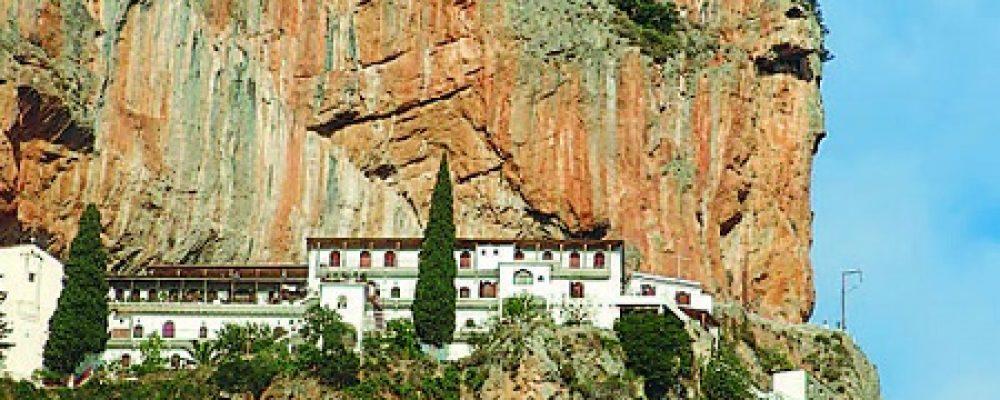 Πάρνωνας: Το «Άγιο Όρος της Πελοποννήσου» – Τα κυριότερα μοναστήρια της περιοχής ( φωτογραφίες)