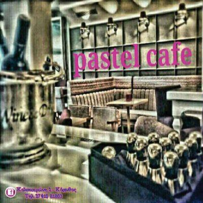 PASTEL – Cafe Bar