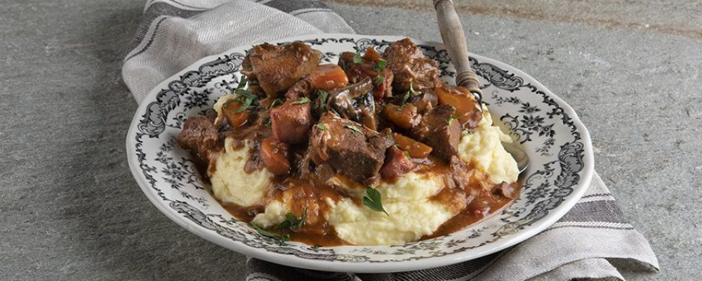 Η συνταγή της ημέρας: Μοσχαράκι μπουργκινιόν