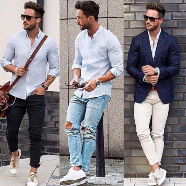 Ρούχα που κάθε άνδρας πρέπει να έχει στη ντουλάπα του!