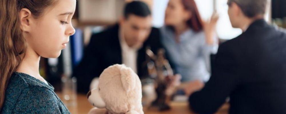 Πως  θα προστατέψετε τα παιδιά από τις συνέπειες του διαζυγίου
