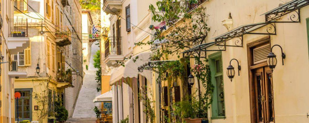 Βόλτα στην Παλιά Πόλη της Πελοποννήσου που ταξιδεύει στη Νότια Ιταλία-φωτο