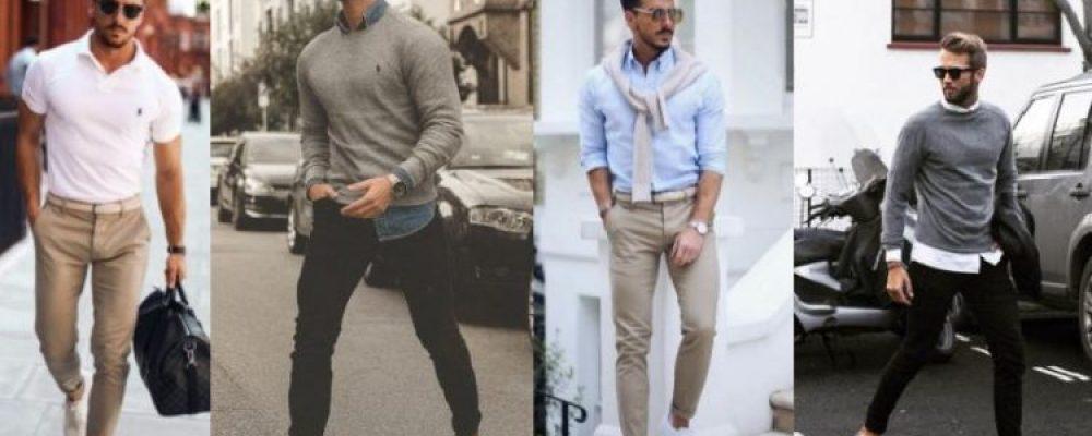 7 Κομψά casual look,  για μοντέρνο ανδρικό ντύσιμο