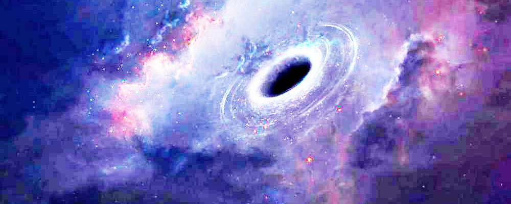 Εντόπισαν μαύρη τρύπα που μπορεί να δημιουργήθηκε εκεί το σύμπαν