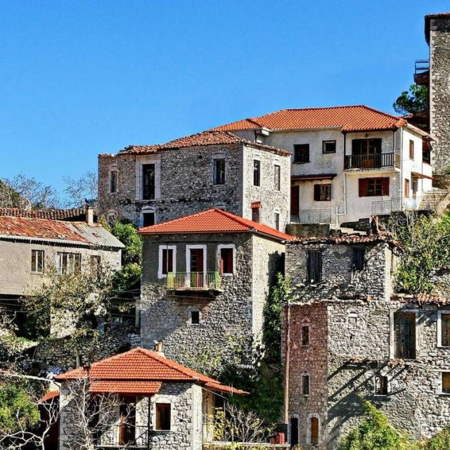 CNN: Το ομορφότερο χωριό της Ευρώπης είναι στην Πελοπόννησο!