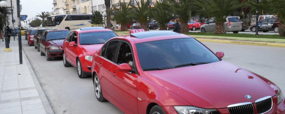 Ταξί: Τι ισχύει με το πρόστιμο αν ο επιβάτης δεν φοράει μάσκα
