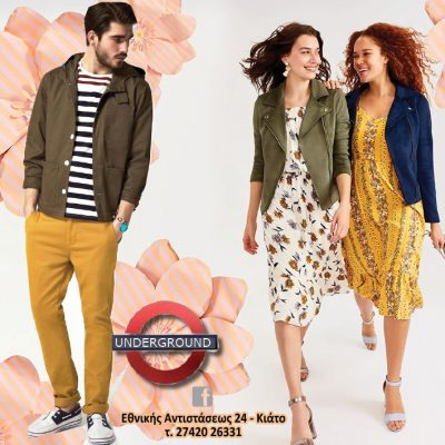 UNDERGROUNND – Fashion Clothing Store
