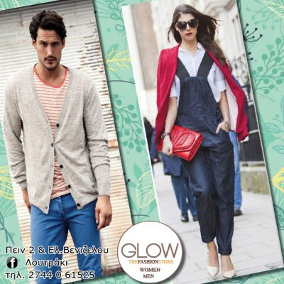 GLOW – THE FASHION STORE WOMEN – MEN