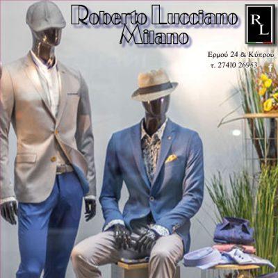 ROBERTO LUCCIANO MILANO