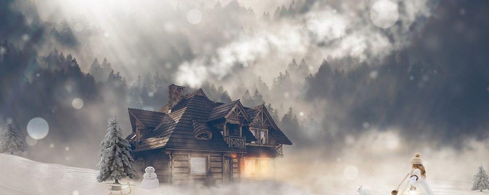 Τα ωραιότερα Χειμωνιάτικα σπίτια που θα ήθελες να μετακομίσεις τώρα αμέσως